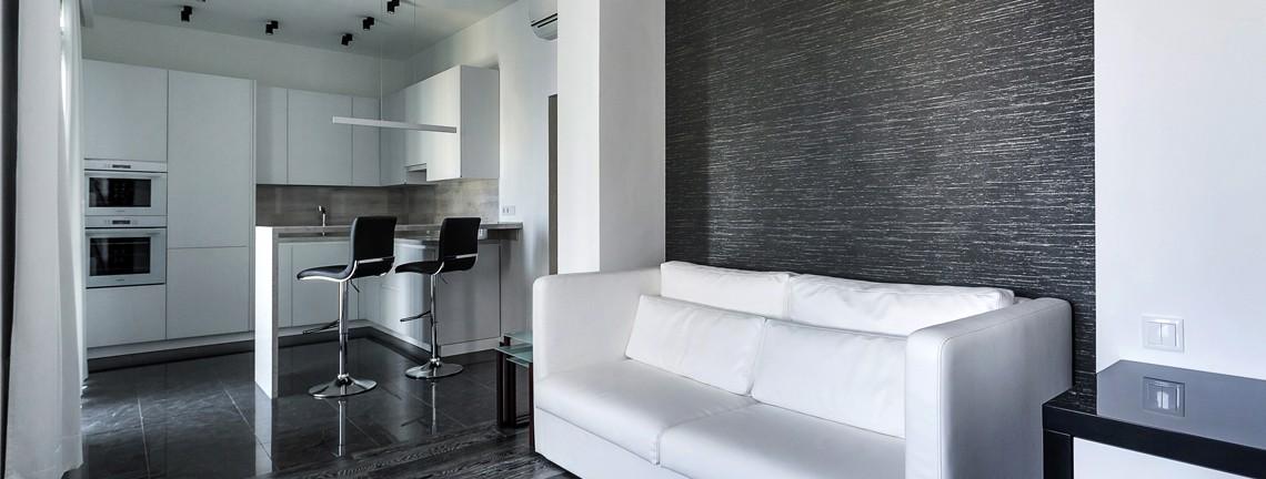 """Дизайн  проект  квартиры - это не только красивые картинки. Это серьезная работа команды проектировщиков, дизайнеров, инженеров, которые решат не только задачу """"чтобы было красиво"""",  но и помогут избежать множества скрытых проблем, возникающих в течение всей реконструкции и ремонта квартиры."""