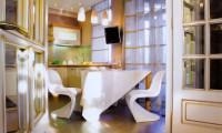 Кухня в квартире на Арбате