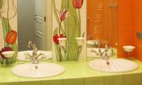 Ванная в квартире ж/к Воробьевы Горы