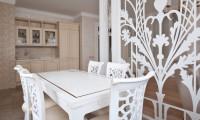 Кухня в квартире ж/к Доминион
