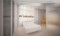 Спальня в квартире Ж/к Литератор
