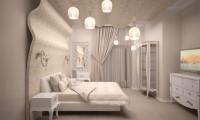 Спальня в квартире на Мичуринском пр-е