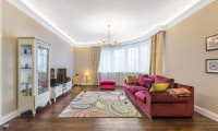 Дизайн-проект квартиры в Неоклассическом стиле на ул. Гарибальди. Максимум света и воздуха, рациональная планировка