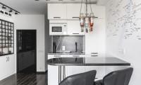 Дизайн квартиры-студии для геолога