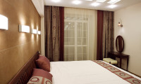 Спальня в квартире на ул. Мосфильмовская