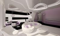 Жизнь в движении. Оригинальный дизайн-проект  квартиры в элитном  ж/к Литератор