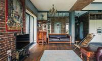 Дизайн квартиры-студии в стиле Лофт.
