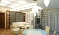 Дизайн-проект Семейные ценности -  квартира на ул.3-я Парковая.