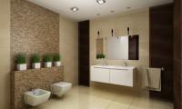 Ванная в квартире в ж/к Ломоносовский
