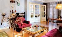 Гостиная в квартире на Арбате