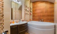 Ванная в квартире ул. Пудовкина