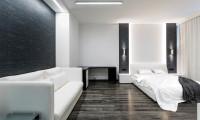 Дизайн и ремонт спальни в стиле минимализм