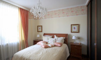 Спальня в квартире на Мичуринском проспекте