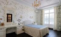 Спальня в квартире на ул. Алабяна