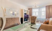 Дизайн и ремонт гостиной в стиле Ар Деко