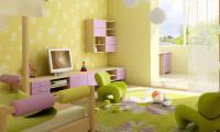 Комната девочки в квартире на ул.Пырьева