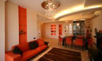 Гостиная в квартире на ул. Мосфильмовская