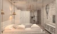 Полярная станция.  Дизайн-проект  квартиры в стиле Лофт.  Эксклюзивные решения интерьера.