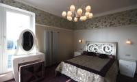 Спальня в квартире ж/к Воробьевы Горы