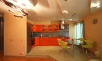 Кухня в квартире на ул. Просторная