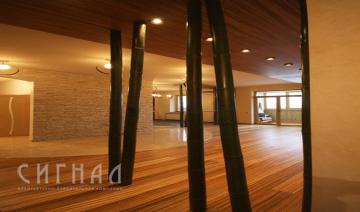 Дизайн-проект квартиры в этно-стиле на ул. Столетова - оригинальные идеи и доступная цена проекта.