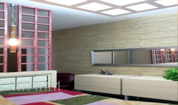 Спальня в квартире на ул. Гризодубовой