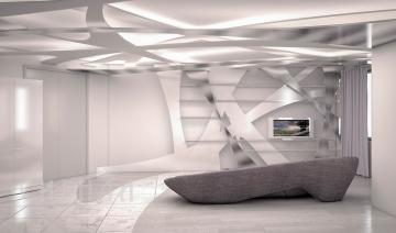 """""""Ритмы мегаполиса"""". Квартира в ж/к """"Доминион"""". Энергия большого города и доступная цена дизайн-проекта."""