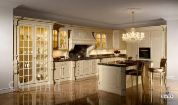 Классиические кухни Baston. Италия