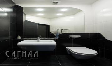 Дизайн ванной в квартире на ул.Льва Толстого