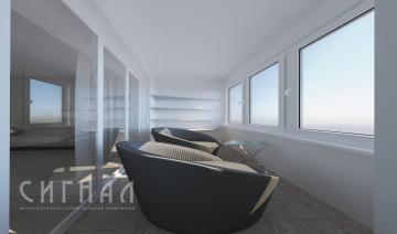 балкон полки