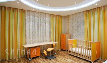 """Дизайн-проект """"Семейные ценности"""" -  квартира на ул.3-я Парковая."""